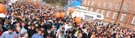 Så er jeg tilmeldt Copenhagen Marathon 2009