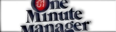 "Boganmeldelse: ""The One Minute Manager"""